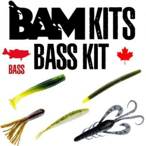 Bass Fishing Lure Kits