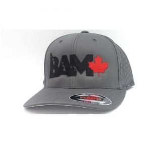 Bam Baits 6 Panel FlexFit Fishing Hats