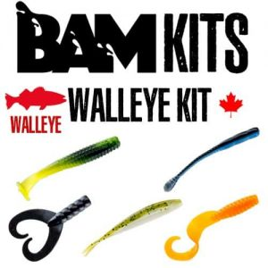 Walleye Fishing Lure Kits