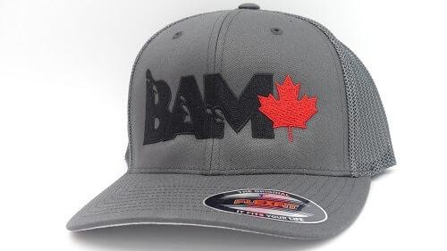 hat gray