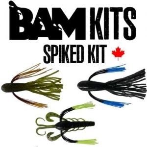 Spiked Edition Fishing Lure Kits